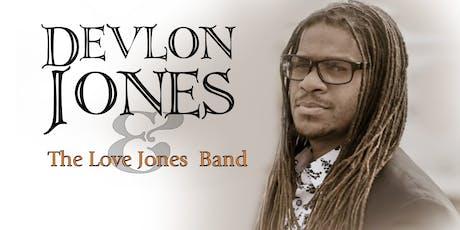 Devlon Jones & The Love Jones Band at The Esquire Jazz Club tickets