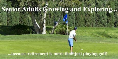 Retirement Pleasures & Pitfalls: A Discussion & Social Event for Seniors 41 tickets