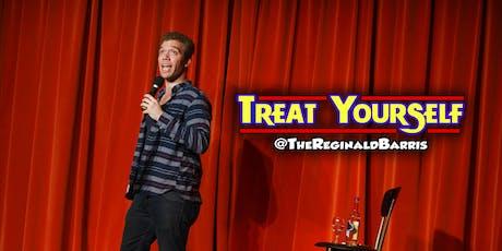 Stupid American! - English Comedy with Reginald Bärris tickets