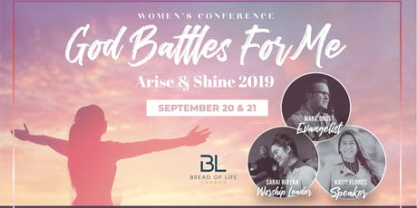 Arise & Shine Women's Conference 2019 tickets