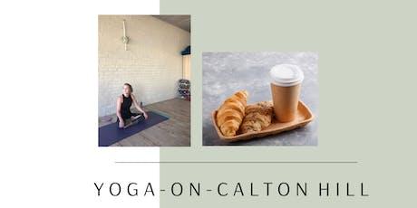 Yoga & Breakfast on Calton Hill tickets