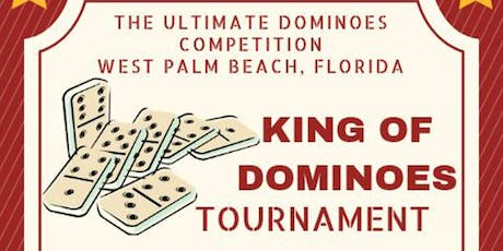 The Ultimate King of Dominoes tickets