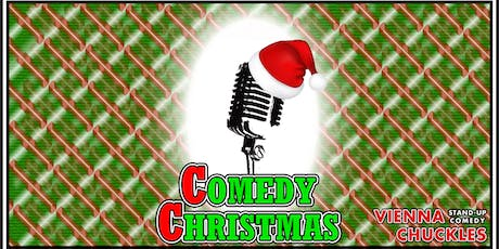 Vienna Chuckles: Comedy Christmas! tickets