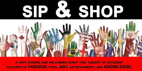 Culture Shock / Sip N Shop @PHIRI / october 5th  tickets