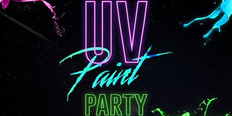 UV Paint Party tickets