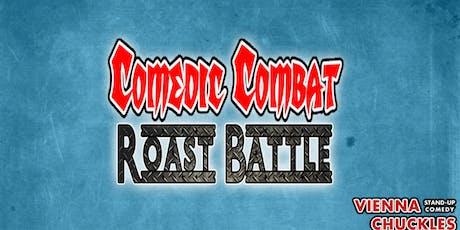 Comedic Combat: Comedy Roast Battle! Tickets