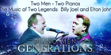 Piano Men tickets