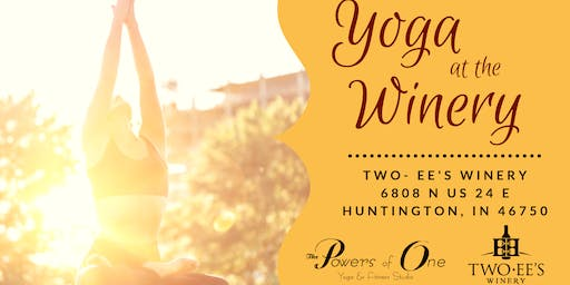 Yoga at the Winery - August 2019