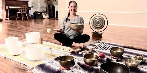 Sound Healing Workshop for Yoga & Wellness Teachers