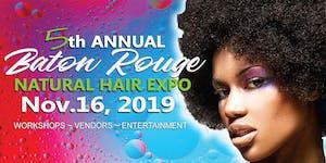 5th Annual Baton Rouge Natural Hair Expo