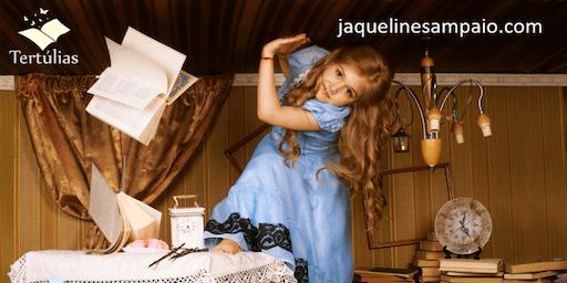 "Vivência Literária ""Alice no País das Maravilhas"""