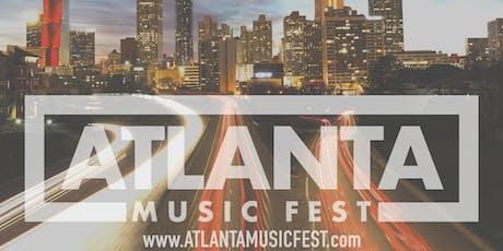 Atlanta Music Festival (Atlanta Music Fest) tickets