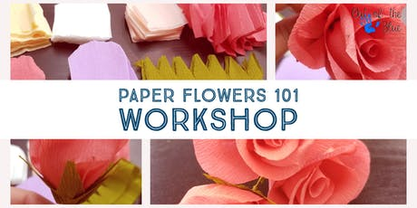 Paper Flowers 101 tickets