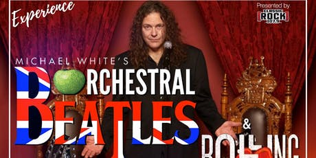 ORCHESTRAL BEATLES & ROLLING STONES tickets