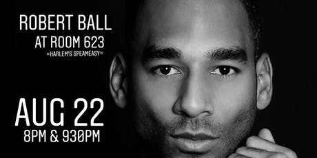 ROBERT BALL at ROOM 623 tickets