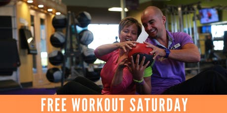 FREE Workout Saturday! tickets