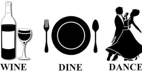 First Friday Dinner Dance - September tickets