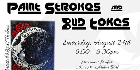 Paint Strokes & Bud Tokes tickets