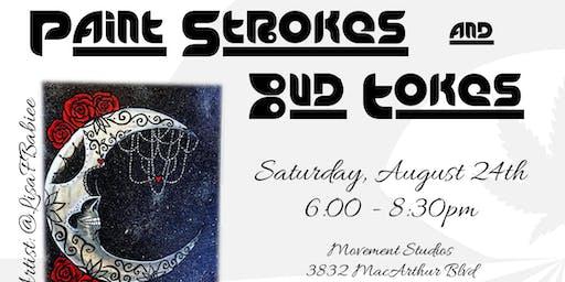 Paint Strokes & Bud Tokes