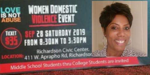 Women's Domestic Violence Event