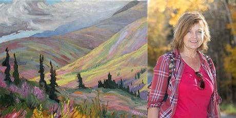 Oil Painting With Kathy Haycock tickets