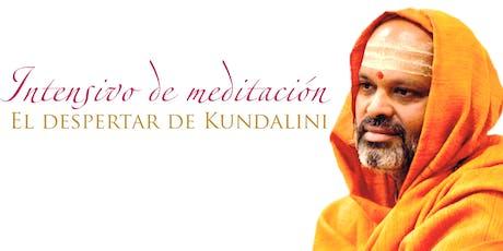 Intensivo de meditacion entradas
