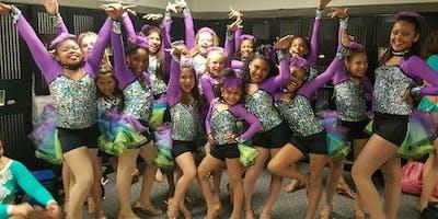Las Bellas Youth Latin Dance Team