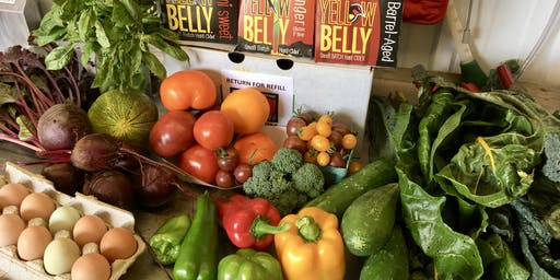 Farm to Table - Organic farm market and cooking class