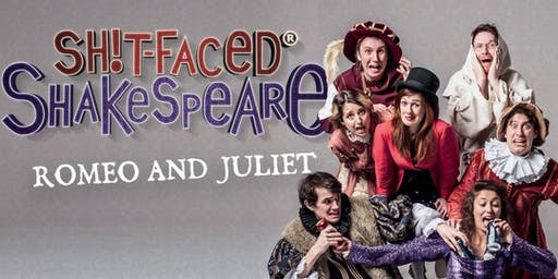 Shit-faced Shakespeare®: Romeo and Juliet @ Spider House Ballroom / ATX
