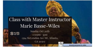 Come Dance with Marie Basse!!