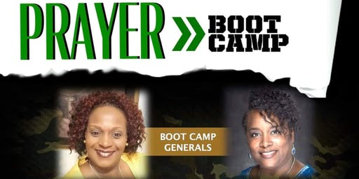 PRAYER BOOT CAMP