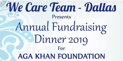 We Care Team - Dallas | Annual Fundraising Dinner 2019