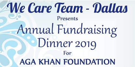 We Care Team - Dallas | Annual Fundraising Dinner 2019 tickets