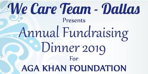 We Care Team - Dallas | Annual Fundraising Dinner 2019