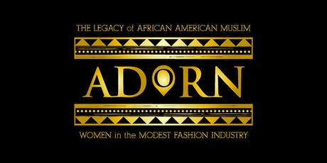 ADORN: Screening, Reception and Panel Discussion-Philadelphia tickets
