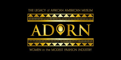 ADORN: Screening, Reception and Panel Discussion-Atlanta