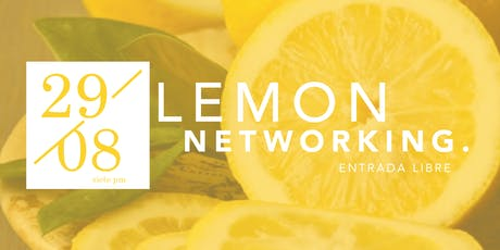 Lemon Networking - Agosto boletos