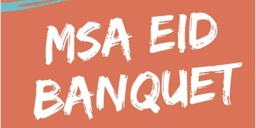 MSA Eid Banquet