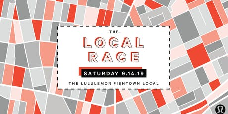 The Local Race 2019 tickets
