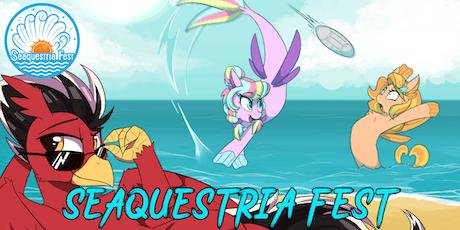 Seaquestria Fest tickets