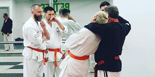 LGBT Jujitsu & Self Defence - Free Taster Session