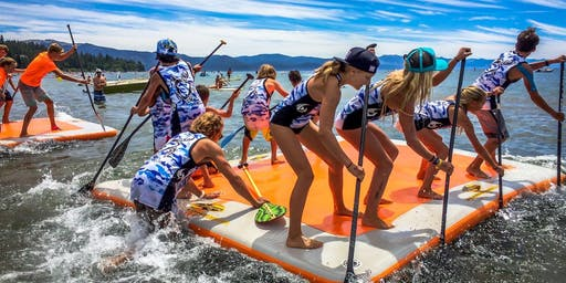 Tahoe Paddle Mountain Luau - 10th Anniversary Gala