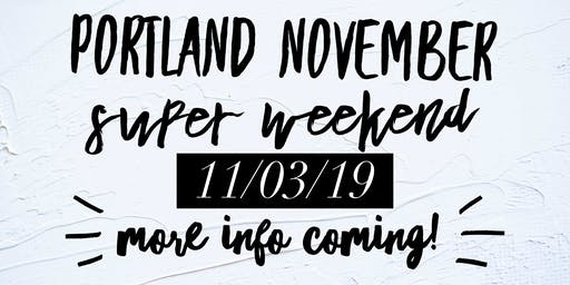 November Portland Beachbody Super Sunday