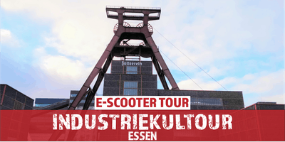 "E-Scooter Tour ""Industriekultour"""