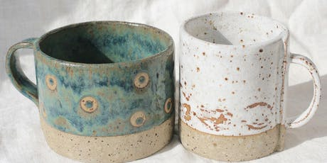 Pottery Mug Making Workshop tickets
