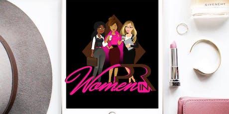 Women In PR Recharge + Reboot Summit tickets