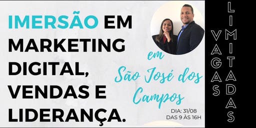 IMERSÃO EM MARKETING DIGITAL, VENDAS E LIDERANÇA