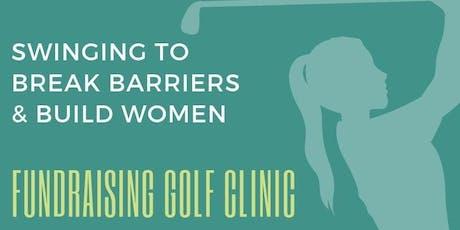 Swinging To Break Barriers & Build Women tickets