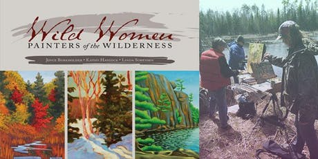 The  Wild Women Share Their Work: Lectures and Film Screening tickets