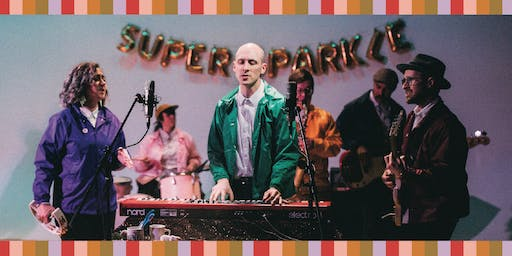 SUPER SPARKLE // AUGUST RESIDENCY